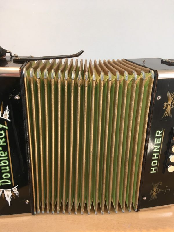 Hohner Double-Ray B-C Melodeon