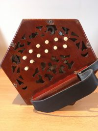 Lachenal 27 Button Anglo Concertina