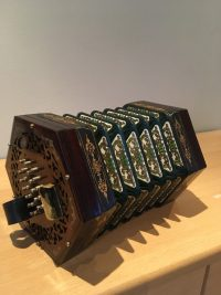 Lachenal Paragon English Concertina