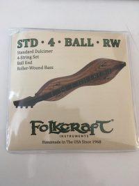 Folkcraft Dulcimer-4 String