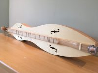 4 String Mountain Dulcimer,Lacewood
