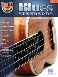 BLUES STANDARDS Ukulele Play-Along