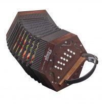 Stagi M-5 Anglo Concertina