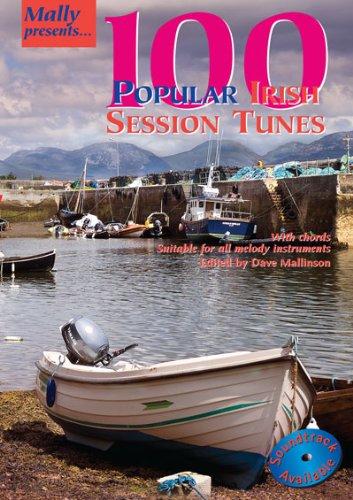 100 Popular Irish Session Tunes Book