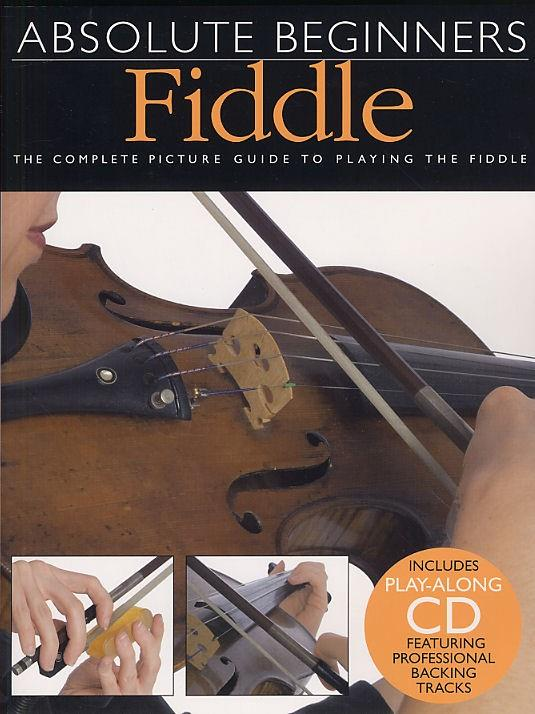 ABSOLUTE BEGINNERS-FIDDLE