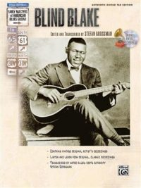 BLIND BLAKE-EARLY MASTERS OF COUNTRY BLUES