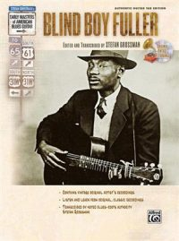 BLIND BOY FULLER-EARLY MASTERS OF AMERICAN BLUES