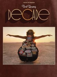 NEIL YOUNG – DECADE- GUITAR
