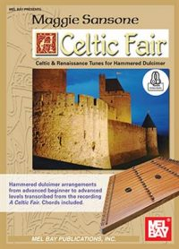 A CELTIC FAIR HAMMERED DULCIMER