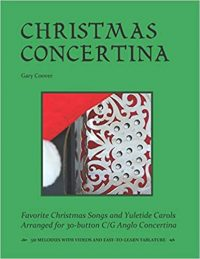 Christmas Concertina by Gary Coover