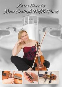 Karen Steven's New Scottish Fiddle Tunes