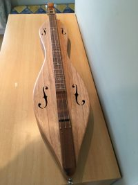 Folkcraft Butternut Top Dulcimer