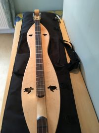 Folkcraft Maple Mountain Dulcimer