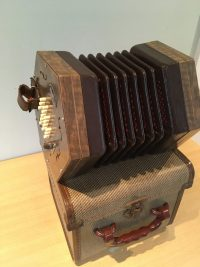 Wheatstone Mayfair English Concertina