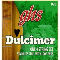 GHS Dulcimer Loop Ended Strings
