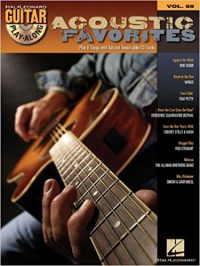Acoustic Favorites Guitar P
