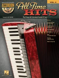 ALL TIME HITS VOL. 2 ACCORDION SOLO