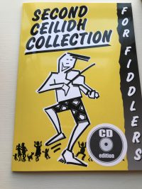 Second Ceilidh Collection for Fiddlers with CD