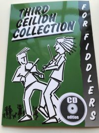 Third Ceilidh Collection for Fiddlers with CD