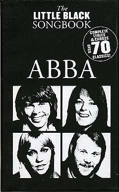 ABBA-THE LITTLE BLACK SONGBOOK