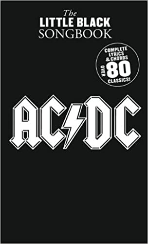AC/DC THE LITTLE BLACK SONGBOOK