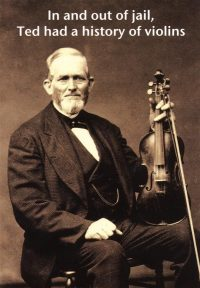 History Of Violins - Greeting Card