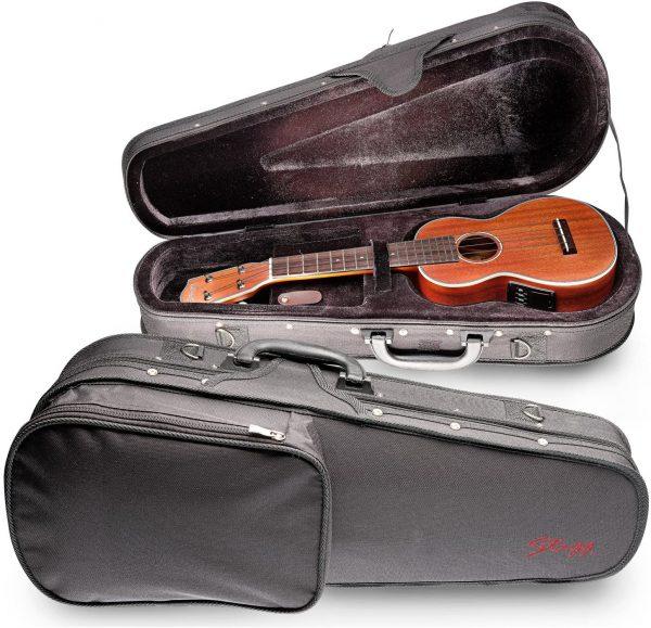 Stagg Baritone Ukulele Lightweight Case