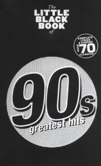 THE LITTLE BLACK SONGBOOK: 90S GREATEST HITS