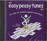 Easy Peasy Tunes CD-Dave Mallinson