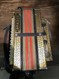 Hohner 2 Stop Melodeon in C