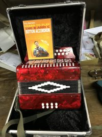 Melodeon in B/C Second Hand