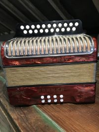 Hohner Double Ray B/C Button Accordion